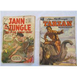 Jann of The Jungle #15 1956-Atlas