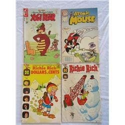 2-CHARLTON COMICS: 1972 #14 YOGI BEAR