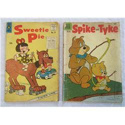 1957 SWEETIE PIE #15 PINES COMIC & 1958