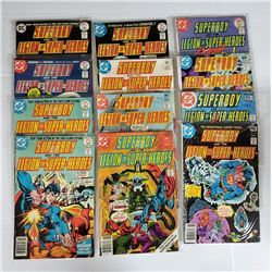 12-DC SUPERBOY LEGION OF SUPER-HEROES