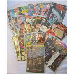 HUGE STAR TREK COMIC LOT 1987-1990