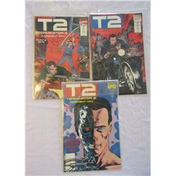 Marvel Comics The TERMINATOR T2 Judgment Day 1991