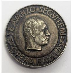 ITALIA VENTENNIO FASCISTA Badge