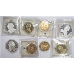 AMERICAN MINT PRESIDENT COIN LOT