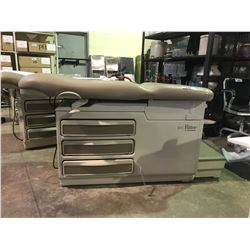 204 RITTER BY MIDMARK MEDICAL BED WITH CONTENTS