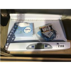 HEALTH-O-METER PROFESSIONAL BABY SCALE