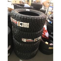 4 NITTO RIDGE GRAPPLER GR TIRES 295/55R20 *$5/TIRE ECO-FEE