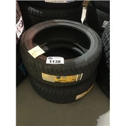 2 WEST LAKE TIRES 215/45R17 *$5/TIRE ECO-FEE
