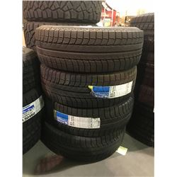 4 MICHELIN LATITUDE TIRES 235/60R17 *$5/TIRE ECO-FEE