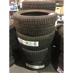 4 MICHELIN X-ICE TIRES 235/40R18 *$5/TIRE ECO-FEE