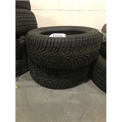 2 GENERAL ALTIMA 255/50R17 *$5/TIRE ECO-FEE