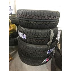 4 BF GOODRICH WINTER T/A KSI TIRES 245/60R18 *$5/TIRE ECO-FEE
