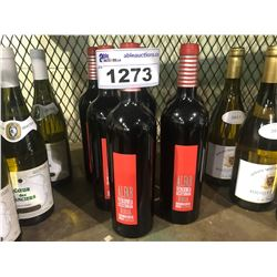6 BOTTLES OF 2016 ALFAR VENDIMIA SELECCIONADA RIOJA DENOMINACION DE ORIGEN CALIFICADA WINE
