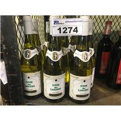 12 BOTTLES OPIMIAN COEUR DES LANCIERS WINE