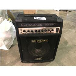 BEHRINGER ULTRA BASS BX1200 AMP