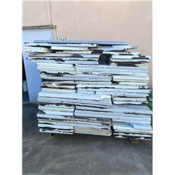 LARGE COLLECTION OF INSULATION