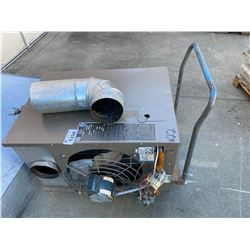 GRINNELL EXCELLO UNIT HEATER MODEL PTO-175