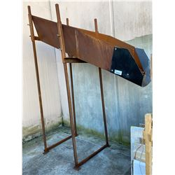 LARGE COMMERCIAL CHUTE