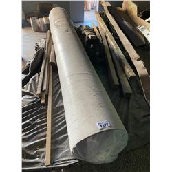 1 LARGE ROLL OF CARPET