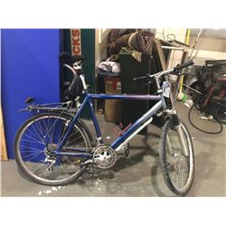 CANNONDALE 21 SPEED BICYCLE FRAME DAMAGED