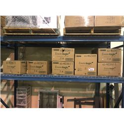 7 BOXES OF ASSORTED ENVIROLOGIC PRODUCTS (PAPER TOWEL & ROLL TISSUE)