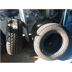 3 ASSORTED TIRES (275 55R20, 265 70R17, 225 65R17)