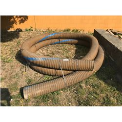 LARGE INDUSTRIAL TRANSFER HOSE MADE IN ITALY