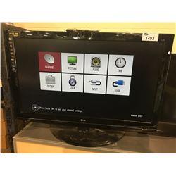 """LG 47"""" TV MODEL 47LG50-UG WITH REMOTE & CORD"""