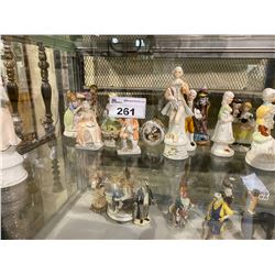 LOT OF MISC. FIGURINES