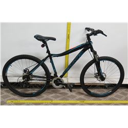 "Upland Raider 27'5"" Black Men's Mountain Bike"