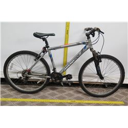 "DiamondBack Sorrento Medium 18"" Silver Men's Mountain Bike"