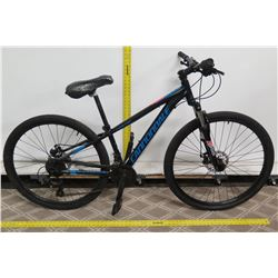 Cannondale Catalyst Black Hybrid Mountain Bike