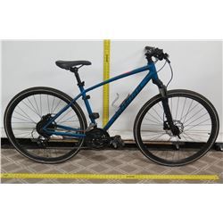 Specialized Crosstrail Blue All Terrain Hybrid Bike