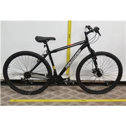 "Mongoose Excursion 21 Speed 29"" M Black Men's Mountain Bike"