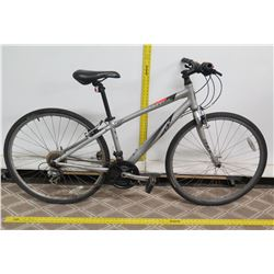 Cannondale Q6 Quick 6 Small Women's Silver Fitness Bike