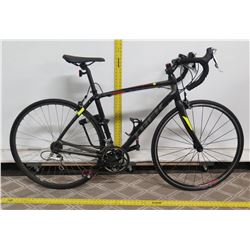 Trek Domane ISO Speed Black Alpine 200 Series Aluminum Road Bike