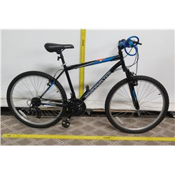 Roadmaster Granite Peak 18 Speed Black Men's Mountain Bike