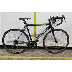 Schwinn Volare 1300 Black 14 Speed Men's Road Bike w/ Racing Handlebars