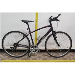 Specialized Vita EN14764 Black Women's Fitness Road Bike