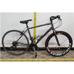 "Trek FX Series 7 Speed 20"" Hybrid Bike w/ Stock Bikes BR Front Tire"