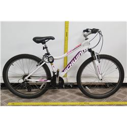 "Schwinn Ranger 26"" White Women's Mountain Bike"