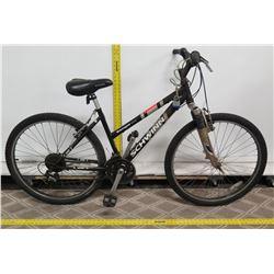 Schwinn Ranger 2.6 FS Black Women's Mountain Bike