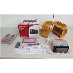 Pioneer AVH-P1400DVD Multimedia Receiver w/ Remote & Scosche Tool