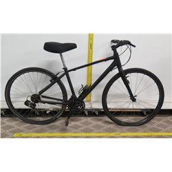 Black Men's Road Bike