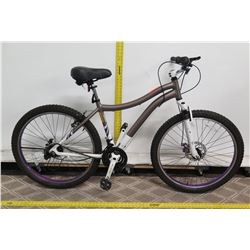 Genesis WhirlWind Gray Women's Mountain Bike