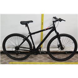 Mongoose Black Men's Mountain Bike
