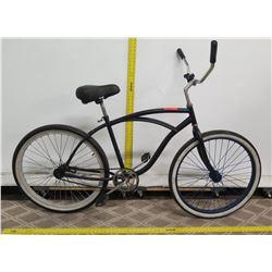 Black Boy's Road Bike w/ Bullhorn Handlebars