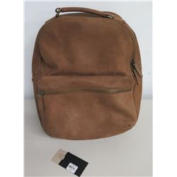 Shinola Runwell Backpack Outrigger Light Brown Backpack (Retail $995)