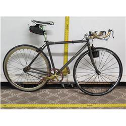 CStar Pro Gray Men's Road Bike w/ Racing Handlebars