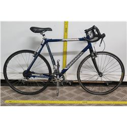 Cannondale Optimo Men's Blue Road Bike w/ Racing Handlebars